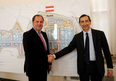#Austria signs the participation contract of #ExpoMilano2015. #Exposigns #Expo2015  #TuscanyAgriturismoGiratola