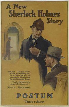 Sherlock Holmes Story - 1915