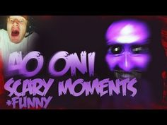 [Video] Youtuber PewDiePie: Ao Oni Scary & Funny Moments