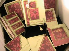 CCC12 February - One Sheet Wonder Holiday Thyme by susie nelson - Cards and Paper Crafts at Splitcoaststampers