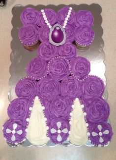 Princess Sofia birthday cake! Could do any princess in pink