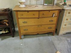 beautiful chest if drawers!