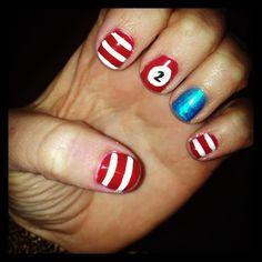 Dr. Seuss Nails!