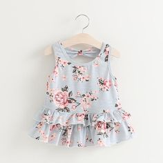 Find More Tees Information about Everweekend 2016 Fashion Kids Girls Bow Floral Ruffles Summer T shirt Print Floral Bow Backless Petal Fringe Top Clo,High Quality kids onesie,China kids print font Suppliers, Cheap kids t shirt printing from Everweekend Children Clothes Co.,Ltd on Aliexpress.com