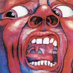 King Crimson: In the Court of the Crimson King Album Cover Parodies. A list of all the groups that have released album covers that look like the King Crimson In the Court of the Crimson King album. Greatest Album Covers, Iconic Album Covers, Rock Album Covers, Classic Album Covers, Music Album Covers, Best Album Art, Pink Floyd Album Covers, Box Covers, King Crimson