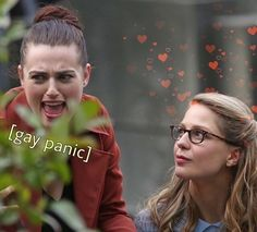 Happy Valentine's Day! I hope yall found the Kara to your Lena ☺️❤️ . Supergirl Superman, Supergirl And Flash, Melissa Supergirl, You Are My Hero, Lena Luthor, Best Hero, Katie Mcgrath, Girl Memes, Melissa Benoist
