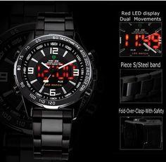 Đồng hồ WEIDE LED thể thao 499.000VNĐ