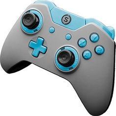 SCUF Infinity1 Wolf Gray Controller for Xbox >>> Want additional info? Click on the image.
