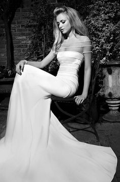 Would you wear it? Galia Lahav, 2014
