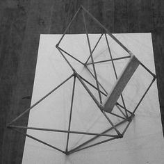 Working on structures. #tryoutacts Otobong Nkanga