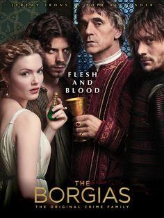 """""""The Borgias"""" (2011– )  TV Serie"""