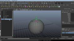 Maya Tutorial: Pixar Presto like on surface controllers. A very quick tutorial to show a technique to achieve controllers stick on mesh just...
