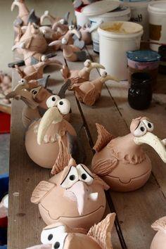 Über meine Keramik