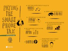Paying the Smart Phone Tax, Seth Godin via  Visualonepagers.com