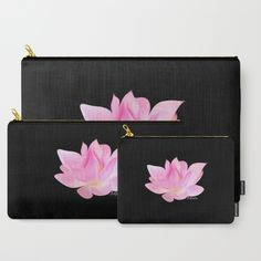 Simply lotus Carry-All Pouch