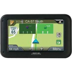 "MAGELLAN RM2220SGLUC RoadMate(R) 2220-LM 4.3"" GPS Navigator with Free Lifetime Map Updates"