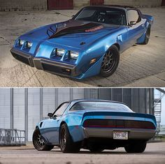 The Bird - One of A Kind 1000-Bhp #Trans-Am