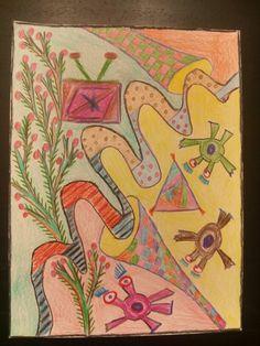 Scribbles in Eden