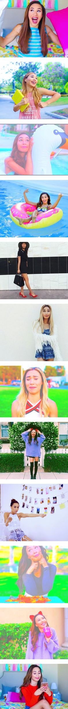 """""""{My Eva Gutowski Clips}"""" by fifth-harmony-luver1113 ❤ liked on Polyvore"""