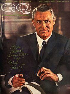 GQ Cary Grant