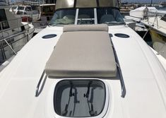View Our Best Boat Bedding Package Examples & Fabric Choices Boat Interior, Interior Design, Boat Bed, Sea Ray Boat, Sport Boats, Best Boats, Set Up An Appointment, Sunbrella Fabric, Great Night