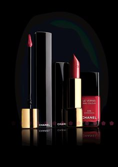 CHANEL Rouge Allure Gloss #CHANELRougeAllureGloss #CHANEL #swatches