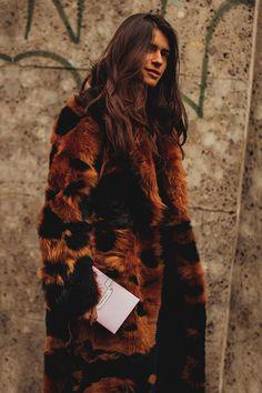 , Streetstyle на Неделе моды в Милане. Часть 2