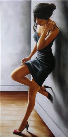 """Annick Bouvattier is born in the mid-sixties in Nevers, France. His father, a pediatrician and art collector, gave her his love of fine arts. In 1982, bachelor of science degree in hand, she abandons the family tradition of medical studies to enroll in fashion school """"Berçot-Marie Rucki"""" where for two years, she trained as a stylist."""
