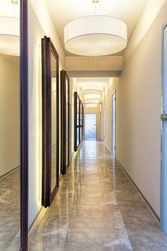 pasillos con espejos - Buscar con Google