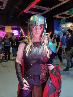 Lady Thor! - Imgur