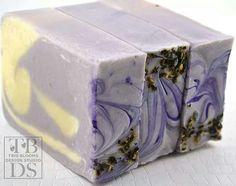 Lavender Mint Tea Infused Vegan Soap
