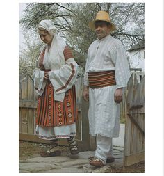 Dolj, Oltenia (Wallachia) Ethnic Diversity, Costumes Around The World, Folk Clothing, Woven Belt, Scandinavian Art, Folk Costume, Wool Fabric, Ethnic Fashion, Life Is Beautiful