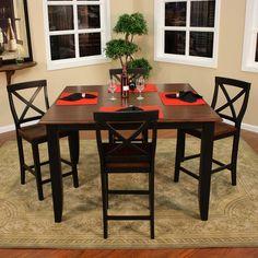 High Dining Room Sets