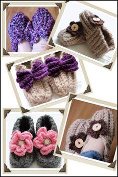 Crochet Pattern Easy To Crochet 2 Hour Slippers