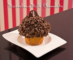 Casey's Cupcakes Marvelous Milk Chocolate. #caseyscupcakes www.caseyscupcake.com