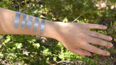 Use duct tape to close a wound. | 19 Camping Hacks That Are Actually Life-Saving Gems