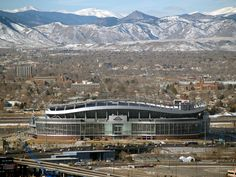 Sports Authority Field at Mile High (again!)