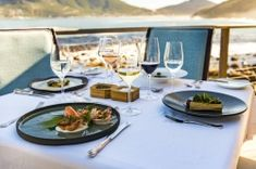 """""""Fine dining winter courses are ample, yet not overwhelming;"""" Renowned as one of Cape Town's hidden culinary gems, Tintswalo Atlantic Table Mountain, Best Dining, The Prestige, Cape Town, Luxury Travel, Fine Dining, Menu, Winter, Cheers"""