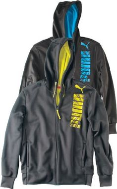 Puma Men s Hooded Bonded Jackets d341b14fbd9