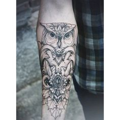 30 Awesome Forearm Tattoo Designs ❤ liked on Polyvore featuring accessories and body art