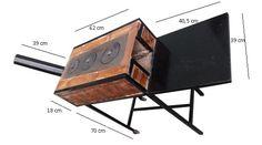 Rocket Stoves, Bbq Ribs, Home Decor Kitchen, Outdoor Cooking, Drafting Desk, Firewood, Garden Design, Furniture, Ideas
