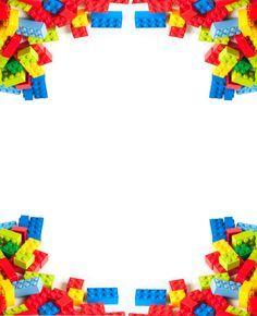 Fazendo sua festa Lego - papelaria para imprimir - Blog da Mãe Coruja Mais