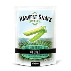 Harvest Snaps better-for-you snacks