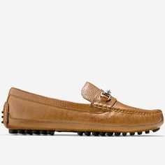 68a7a334f12 Grant Canoe Bit Loafer in Tan by Cole Haan Loafers Men