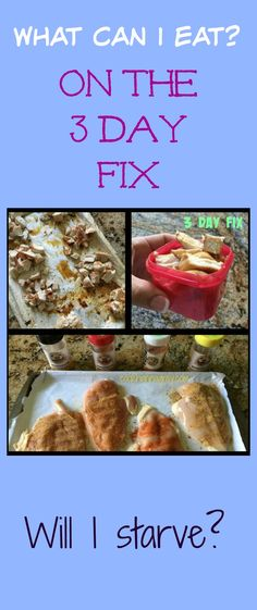 You've heard of the 21 Day Fix right? What about the 2 Day Fix? I lay it out for you.