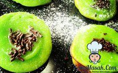 Cara Membuat Kue Cubit Green Tea