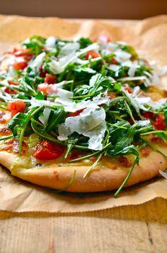 #freshingredients #vegeterian #chrispy dough