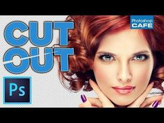 How to cut out anything in Photoshop, 3 methods to cut out hair, trees, srap edge, difficult images and more. This Photoshop tutorial is the 3 best ways to remove a background in Photoshop