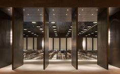 Winners of inaugural Asia Hotel Design Awards announced Auditorium Design, Flur Design, Hall Design, Bar Interior Design, Restaurant Interior Design, Design Hotel, Hotel Conference Rooms, Ballroom Design, Hotel Meeting