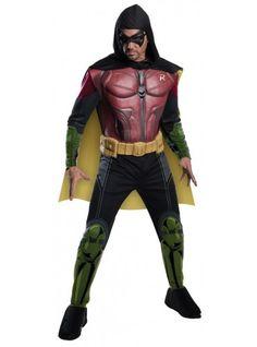Disfraz Robin de Batman Arkham | Merchandising Películas